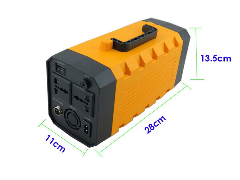 12V 26Ah Portable UPS ON-Line AC/DC UPS POWER LI-ION Lithum Battery
